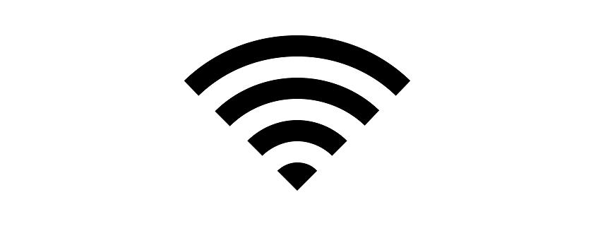 draadloos werken wifi logo