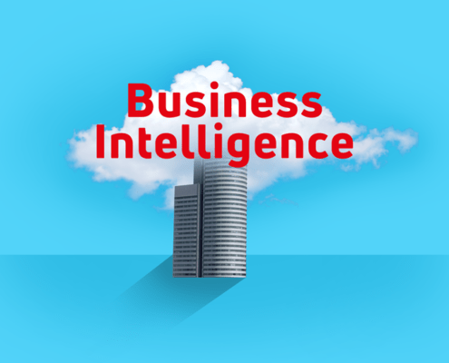 Cloud business intelligence