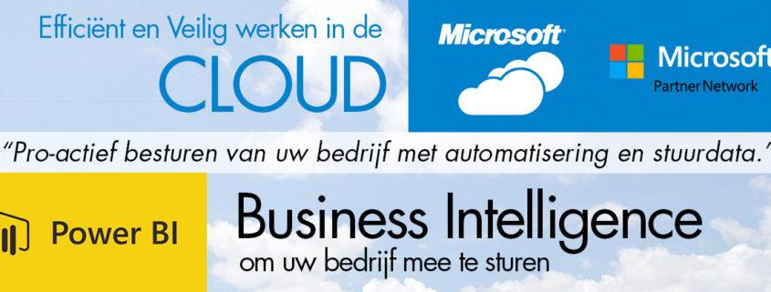business intelligence en microsoft cloud