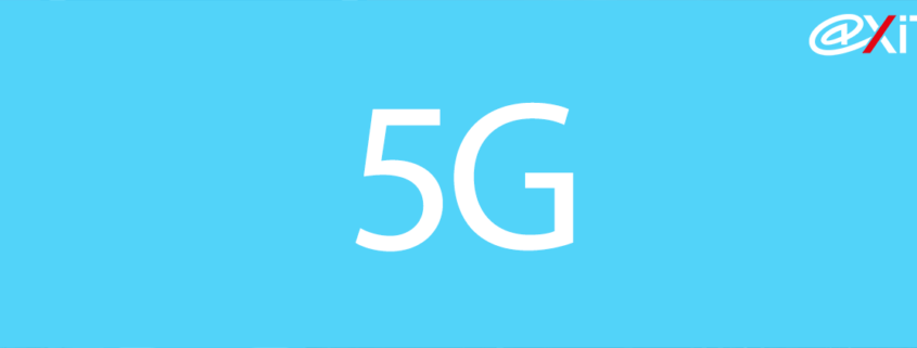 Axit banner 5G