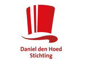 Tour for life 2018 / Daniel den Hoed stichting logo