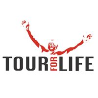 Tour for life 2018 logo